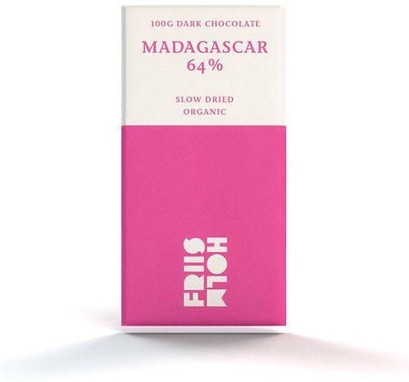 Madagascar Slow Dried 64% 100g