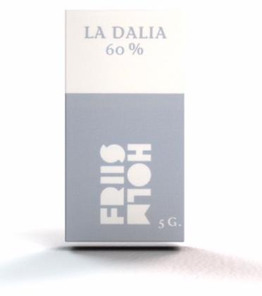 10 x La Dalia 60% 5 g