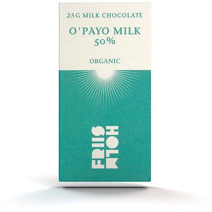O'Payo Milk 50% 25 g