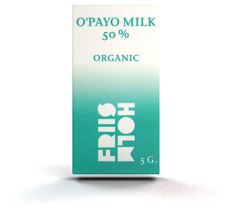 10 x O'Payo Milk 50% 5 g