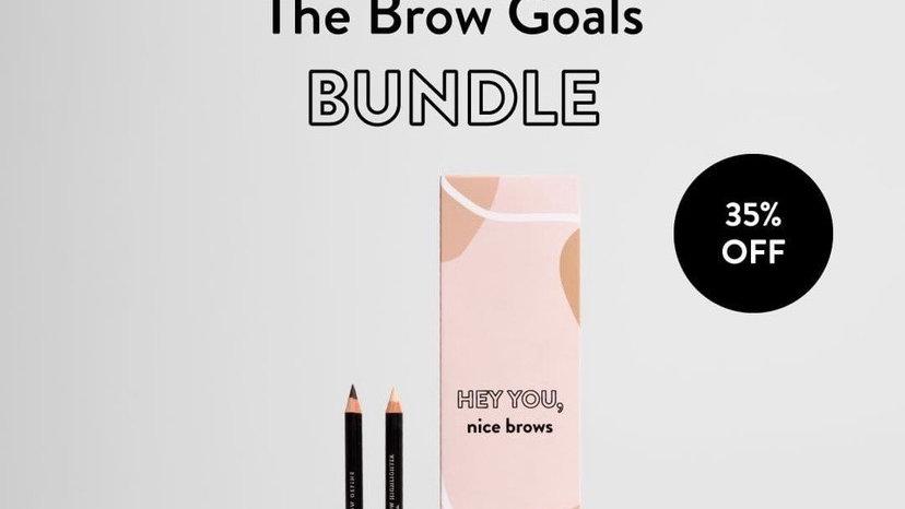 The Brow Goals Bundle