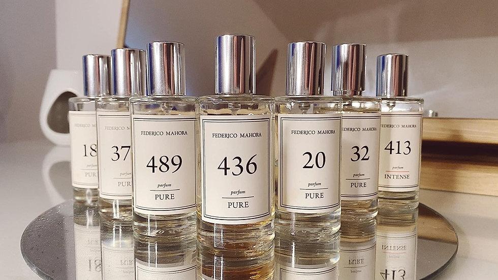 FM Female Fragrances (50ml) (P-Z)