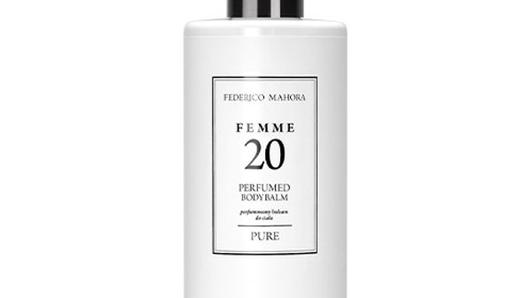 FM Fragrances Body Balm (300ml)