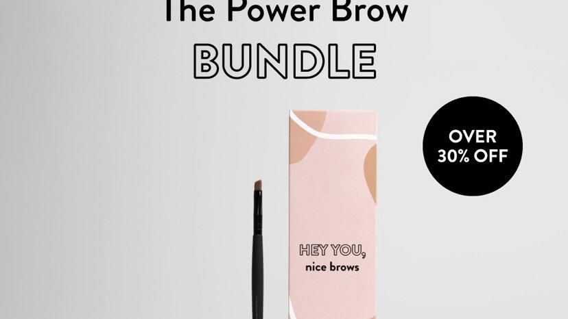 The Power Brow Bundle
