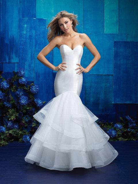 Allure Bridals #9416