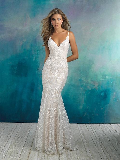 Allure Bridals #9508