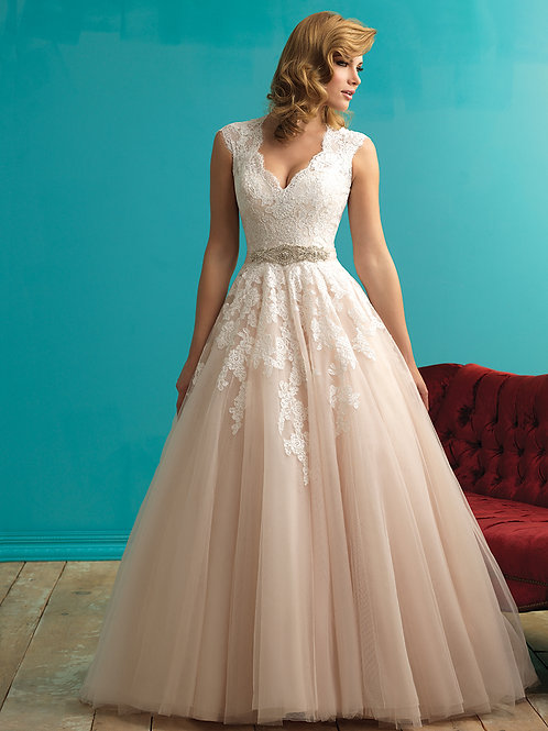 Allure Bridals #9272