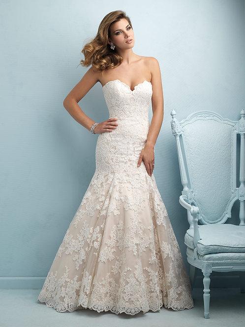 Allure Bridals #9215