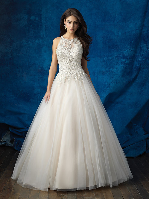 Allure Bridals #9359