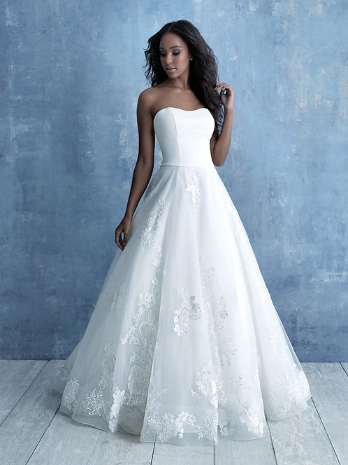 Allure Bridals #9724