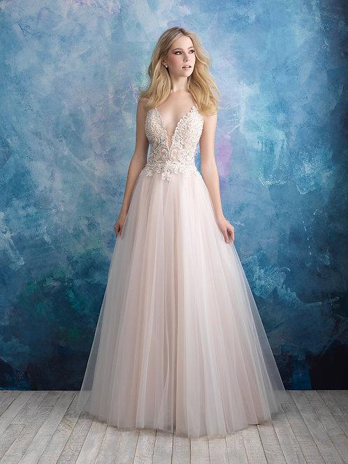 Allure Bridals #9557