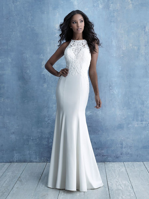 Allure Bridals #9712