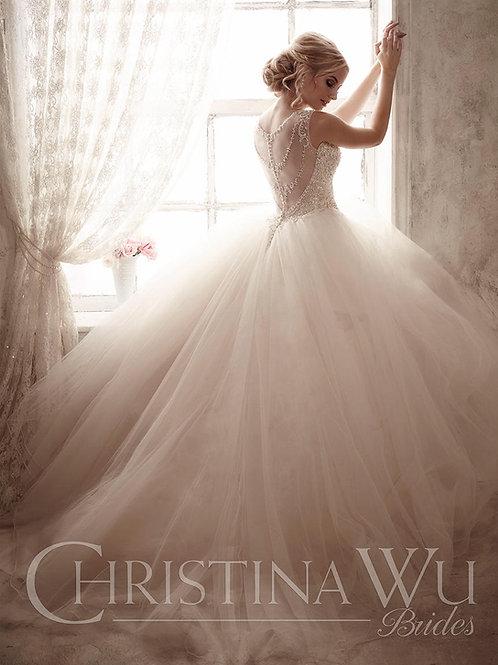 Christina Wu #15601