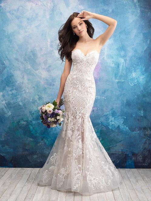 Allure Bridals #9560L