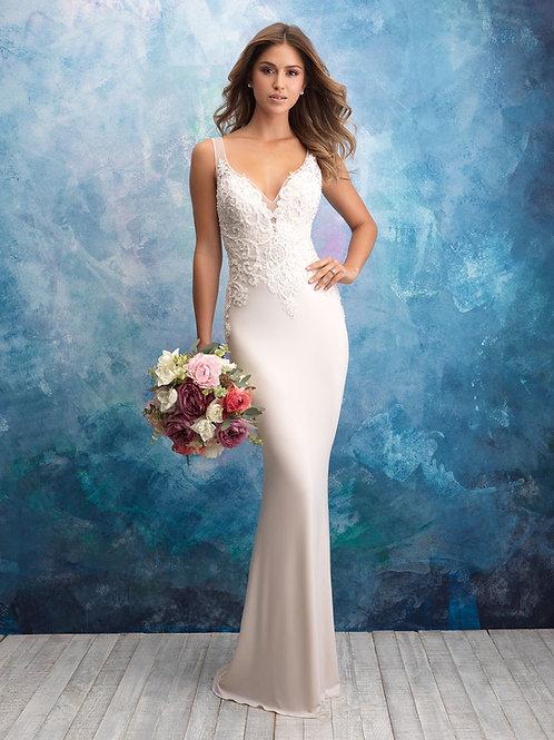 Allure Bridals #9554