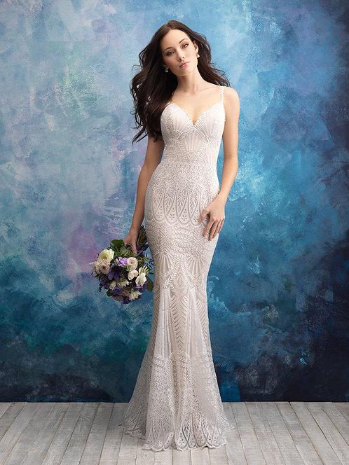 Allure Bridals #9564