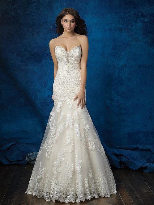 Allure Bridals #9376