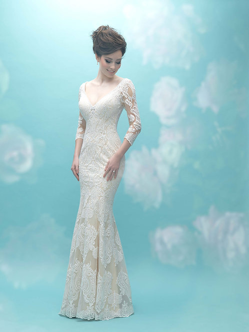 Allure Bridals #9472