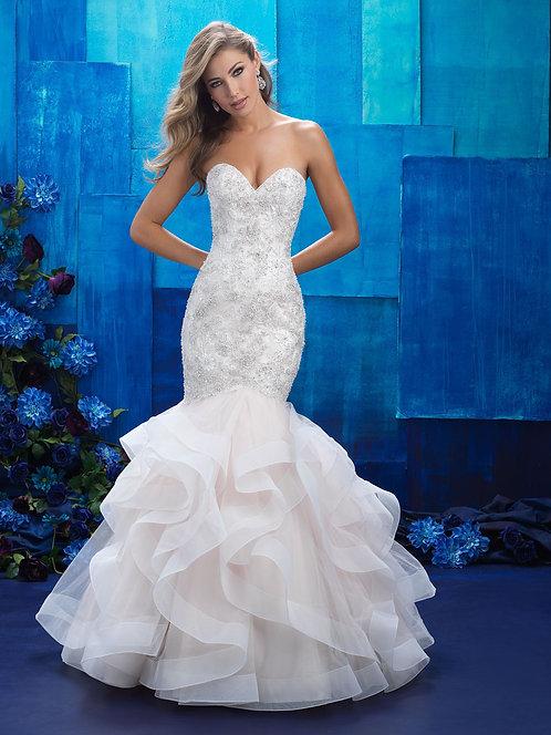 Allure Bridals #9421
