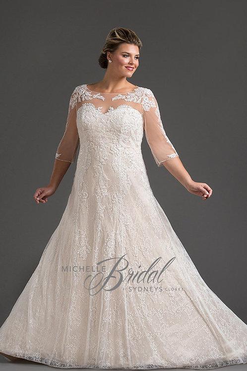 Michelle Bridal #MB1718