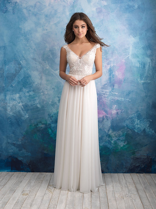 Allure Bridals #9563