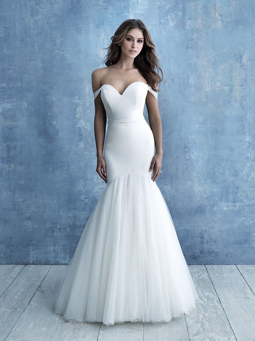 Allure Bridals #9719