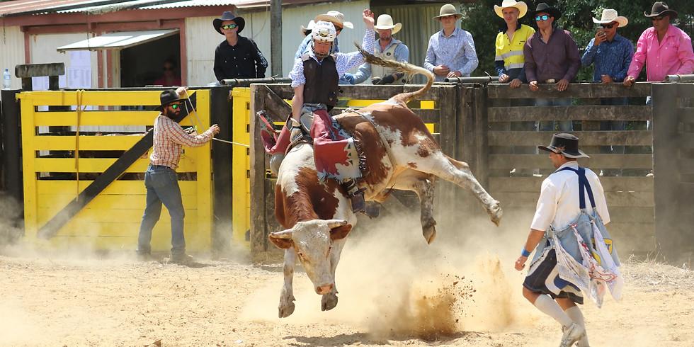 Oruru Valley Rodeo, 3rd Jan 2021