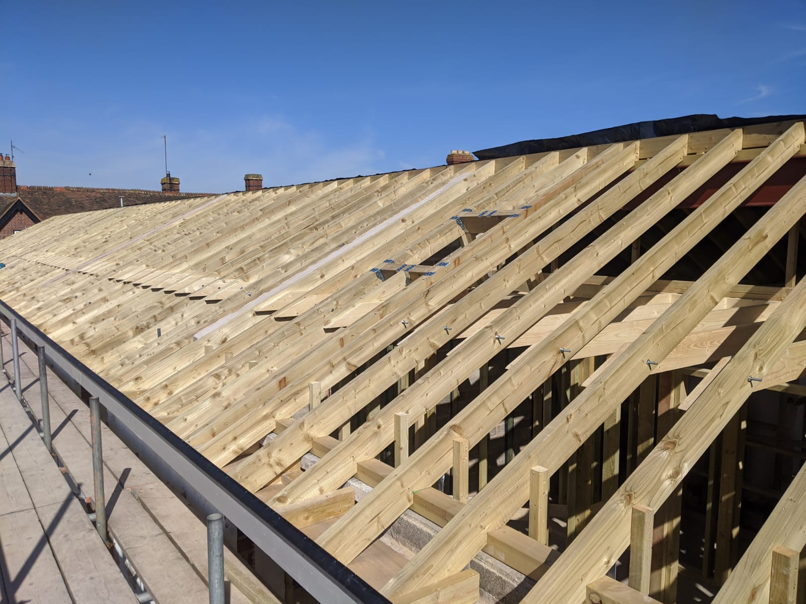 Pitched Roof, Craven Arms