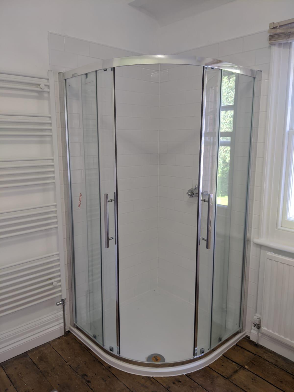 Bathroom Refurbishment, Presteigne