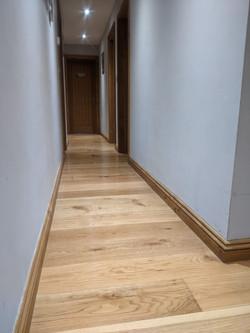 Flooring, Doors & Skirting