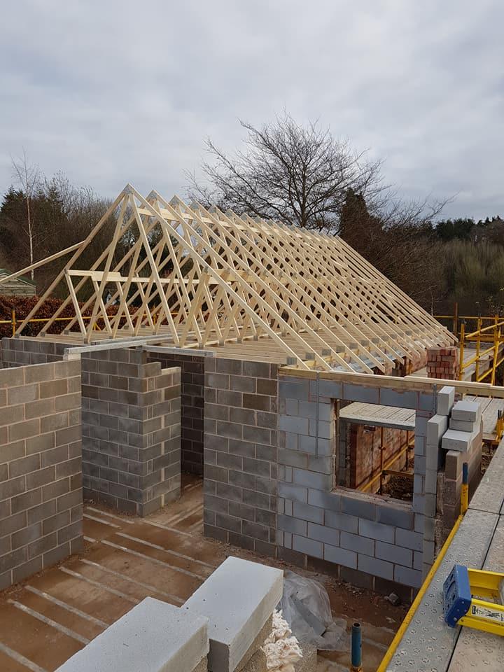 New Build House, Kinsham