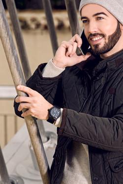Mazarin Watches Campaign