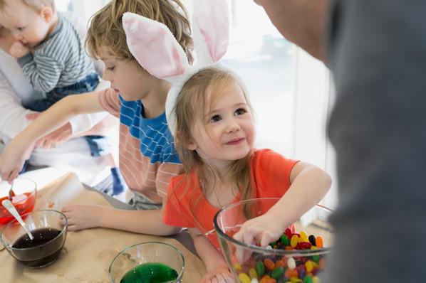 Easter Preparations