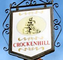 Crockenhill Sign.png