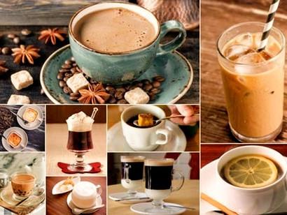 Как пьют кофе в разных странах.