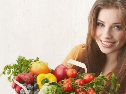 Пять полезных и пять вредных продуктов для женщин.
