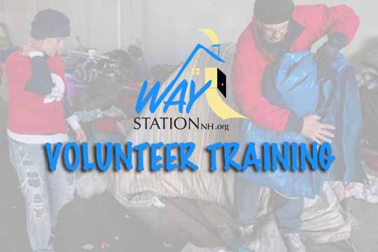 Volunteer Training: Sat, July 21 @ 2pm: 15 Grove St, North Conway, NH