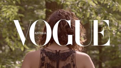 Vogue Australia - Bella Hadid & Jordan Barrett