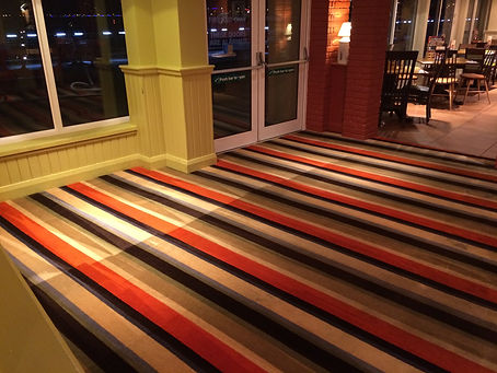 Restaurant carpet clean, crystal clean Torbay
