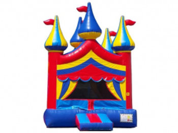 Big Top Bounce House