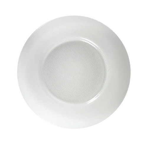 Glass Salad Plate (clear)