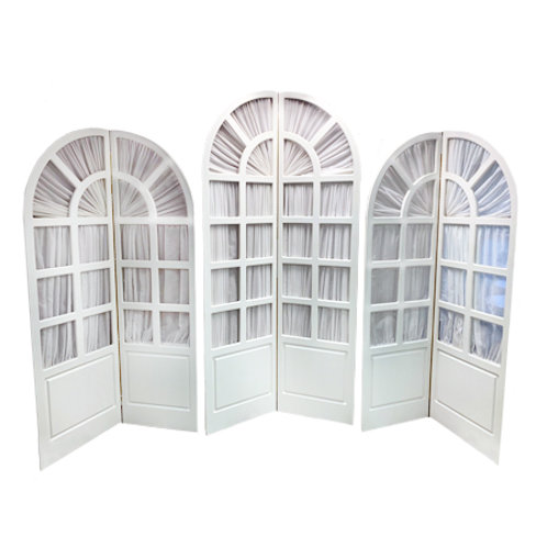 3 Piece Window with Drape
