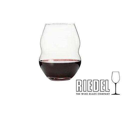 """Riddel """"Swirl"""" Red Wine Glass"""