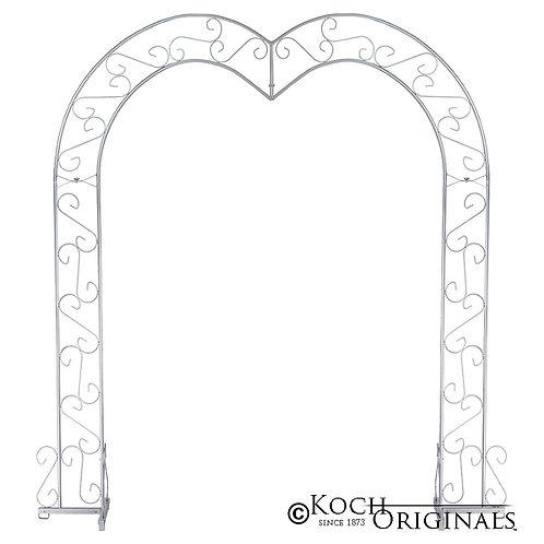 Heart Arch (silver)