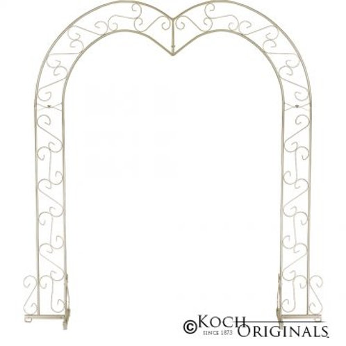 Heart Arch (gold)