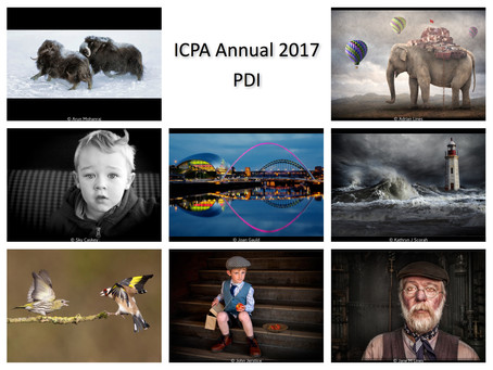 ICPA Annual Competition