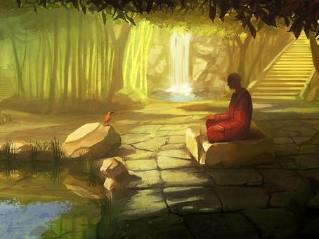 Os 3 tesouros ou jóias do Budismo
