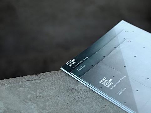 Print Your Future Home