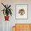 Thumbnail: קיפוד מצוי - הדפס גדול Hedgehog - large print
