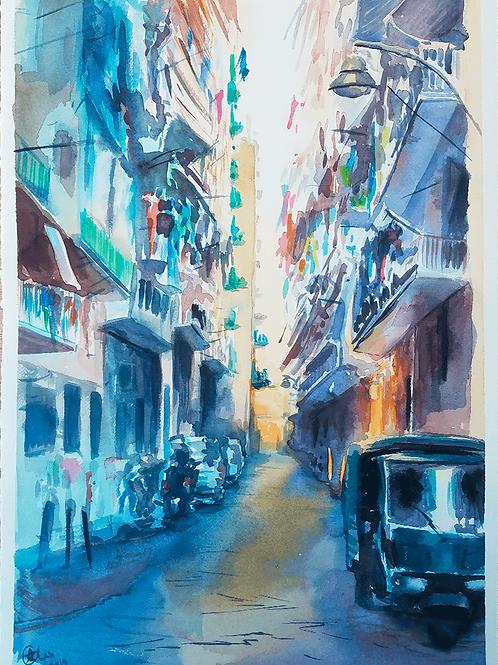 Napoli נאפולי